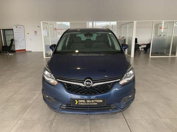 Photo miniature de la Opel Zafira 1.4 Turbo 140ch Innovation 2017 d'occasion