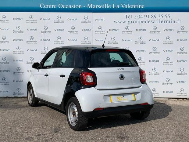 Photo miniature de la Smart forfour 71ch pure 2018 d'occasion