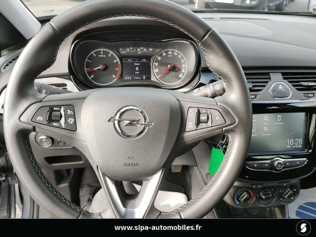 Photo miniature de la Opel Corsa 1.4 90ch Design Edition Start/Stop 5p 2018 d'occasion