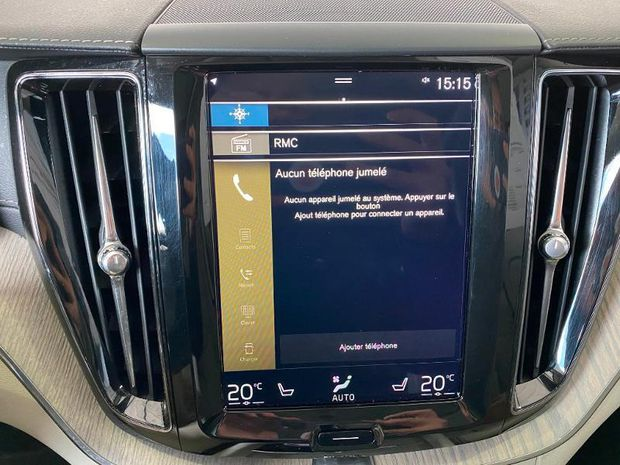 Photo miniature de la Volvo XC60 T8 Twin Engine 303 + 87ch Inscription Luxe Geartronic 2018 d'occasion