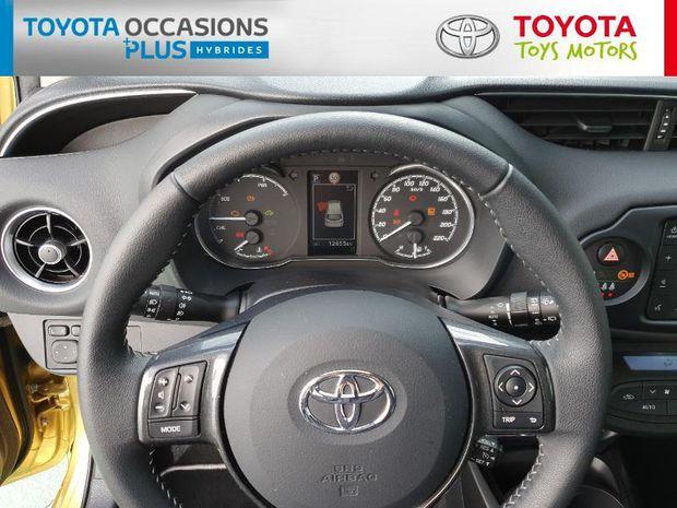 Photo miniature de la Toyota Yaris 100h 20ème Anniversaire 5p MY19 2019 d'occasion
