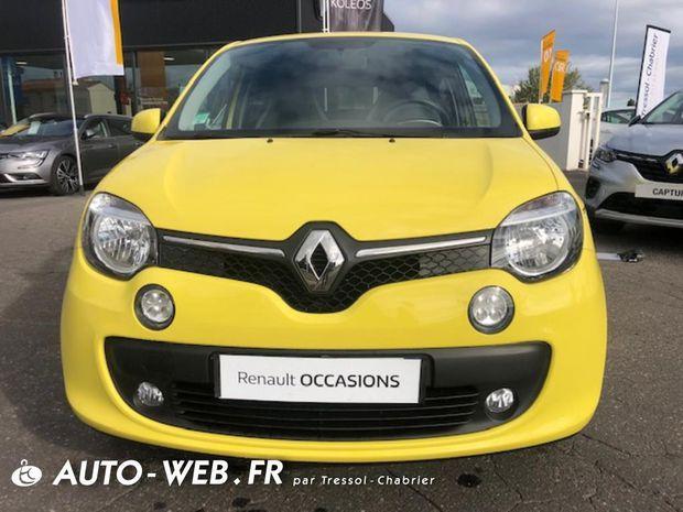 Photo miniature de la Renault Twingo III 0.9 TCe 90 Energy Intens 2016 d'occasion