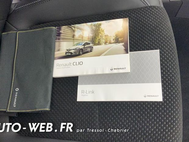 Photo miniature de la Renault Clio dCi 90 E6C EDC Intens 2019 d'occasion