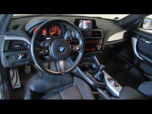 Photo miniature de la BMW Serie 1 116d 116ch M Sport 5p 2017 d'occasion