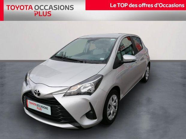 Photo miniature de la Toyota Yaris 70 VVT-i France 5p MY19 2019 d'occasion