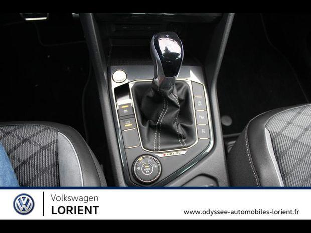 Photo miniature de la Volkswagen Tiguan 2.0 TDI 150ch R-Line 4Motion DSG7 Euro6d-T 2020 d'occasion
