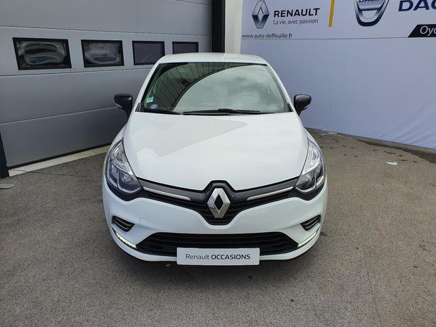 Photo miniature de la Renault Clio 1.2 16V 75 Limited 2017 d'occasion