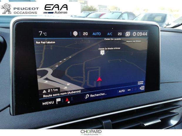 Photo miniature de la Peugeot 5008 1.2 PureTech 130ch E6.c Allure S&S 2020 d'occasion