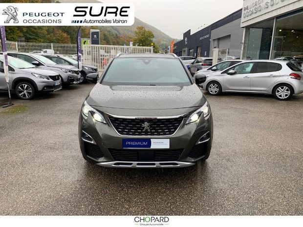 Photo miniature de la Peugeot 3008 HYBRID 225ch GT Line e-EAT8 10cv 2020 d'occasion