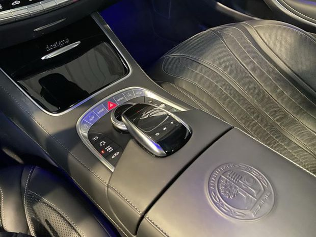 Photo miniature de la Mercedes Classe S Coupe/CL 63 AMG Speedshift MCT AMG 2017 d'occasion