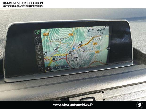 Photo miniature de la BMW Serie 1 116i 109ch Lounge START Edition 5p 2017 d'occasion