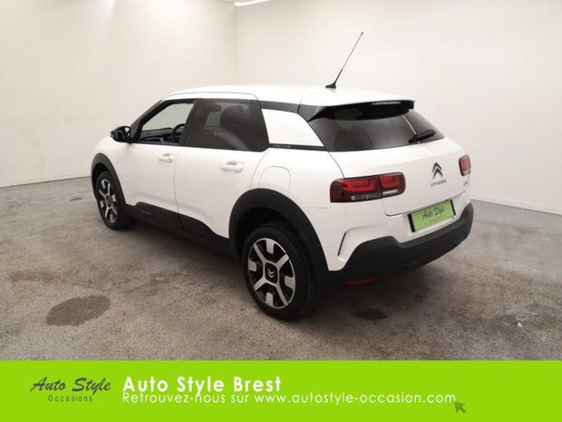 Photo miniature de la Citroën C4 Cactus PureTech 110ch S&S Shine E6.d-TEMP 2019 d'occasion