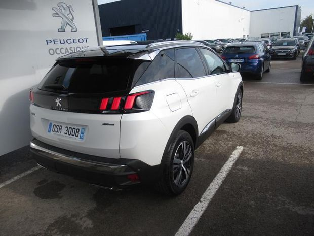 Photo miniature de la Peugeot 3008 1.5 BlueHDi 130ch S&S GT Line EAT8 2020 d'occasion
