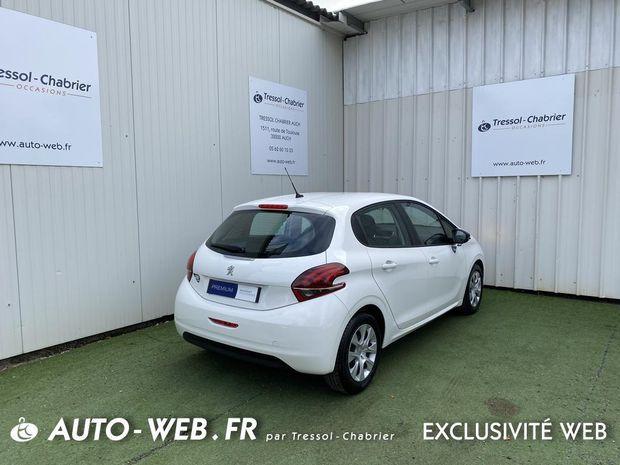 Photo miniature de la Peugeot 208 PureTech 68ch BVM5 Like 2019 d'occasion