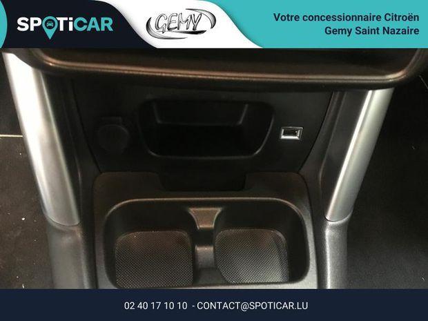 Photo miniature de la Citroën C3 Aircross PureTech 110ch S&S Origins E6.d 2019 d'occasion