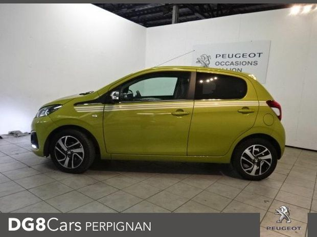 Photo miniature de la Peugeot 108 VTi 72 Collection 5p 2018 d'occasion