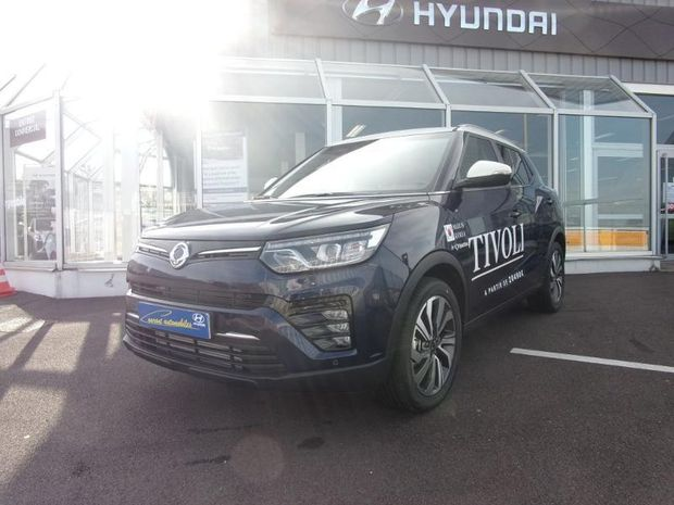 Photo miniature de la Ssangyong Tivoli 1.6 E-XDI 136ch T-Pop 2WD 2020 d'occasion