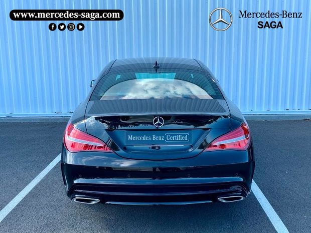 Photo miniature de la Mercedes CLA 180 d Business Executive Edition 2018 d'occasion
