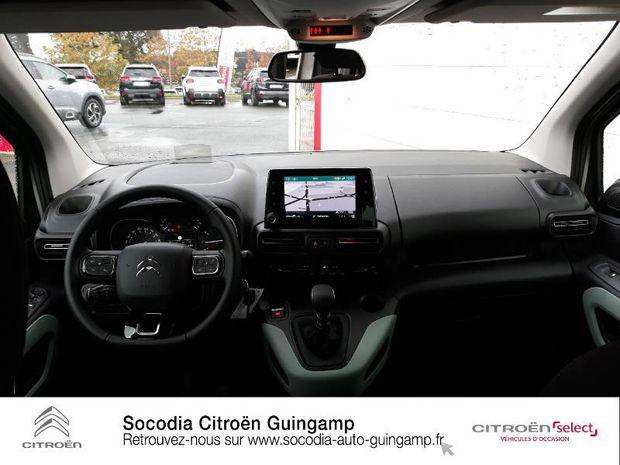 Photo miniature de la Citroën Berlingo XL BlueHDi 130ch S&S Shine 110g 2020 d'occasion
