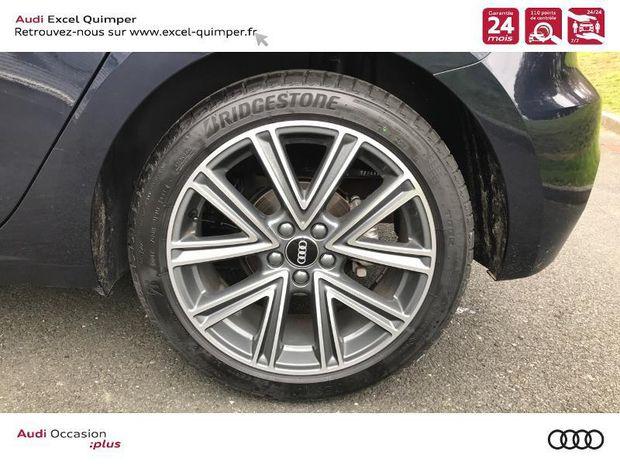 Photo miniature de la Audi A1 Sportback 30 TFSI 116ch S line S tronic 7 2020 d'occasion