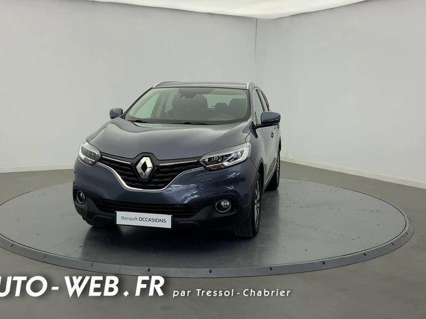 Photo miniature de la Renault Kadjar dCi 110 Energy eco² Business 2017 d'occasion