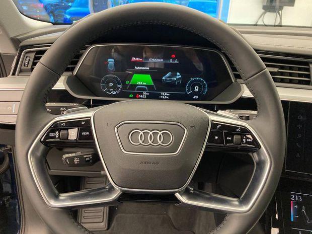 Photo miniature de la Audi E-tron 50 230ch Avus e-quattro 12cv 2020 d'occasion