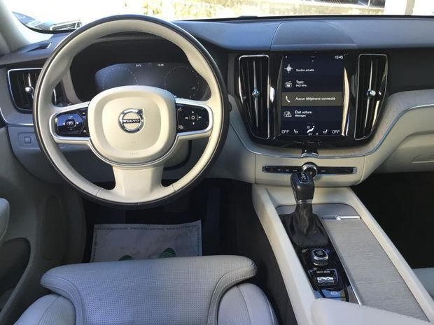 Photo miniature de la Volvo XC60 D5 AdBlue AWD 235ch Inscription Luxe Geartronic 2018 d'occasion