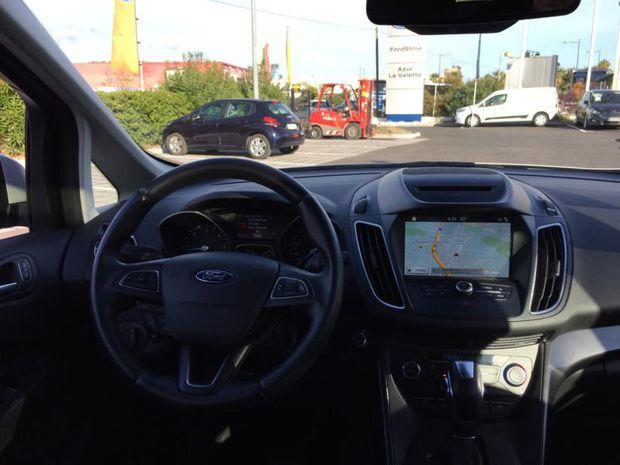 Photo miniature de la Ford Grand C-MAX 1.5 TDCi 120ch Stop&Start Titanium PowerShift Euro6.2 2018 d'occasion