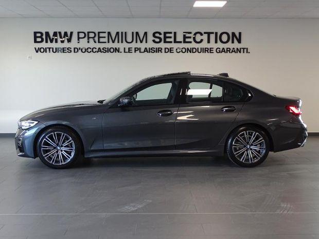Photo miniature de la BMW Serie 3 320dA xDrive 190ch M Sport 2019 d'occasion