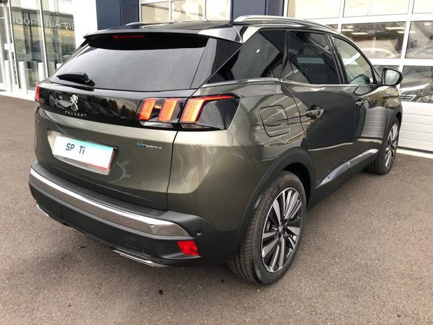 Photo miniature de la Peugeot 3008 HYBRID4 300ch GT e-EAT8 2020 d'occasion