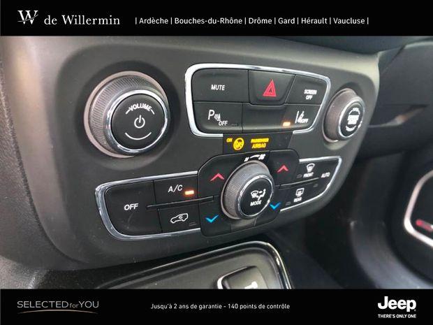 Photo miniature de la Jeep Compass 1.6 MultiJet II 120ch Limited 4x2 117g 2018 d'occasion