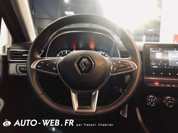 Photo miniature de la Renault Clio TCe 100 Zen 2019 d'occasion