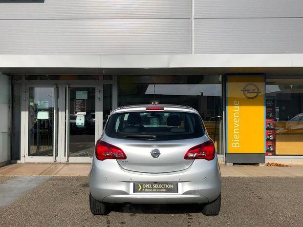 Photo miniature de la Opel Corsa 1.4 90 Design 120 ans Carplay Caméra 2019 d'occasion