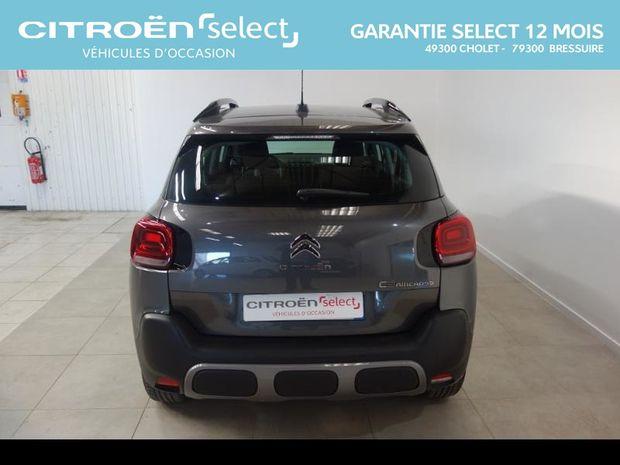Photo miniature de la Citroën C3 Aircross BlueHDi 120ch S&S Feel EAT6 E6.d-TEMP 2019 d'occasion