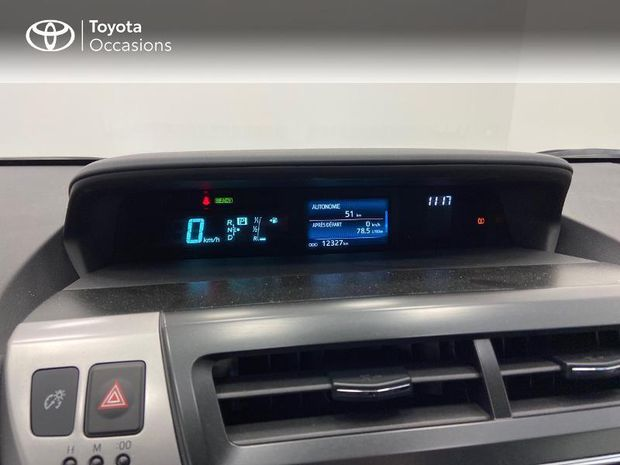 Photo miniature de la Toyota Prius + 136h Dynamic 2019 d'occasion
