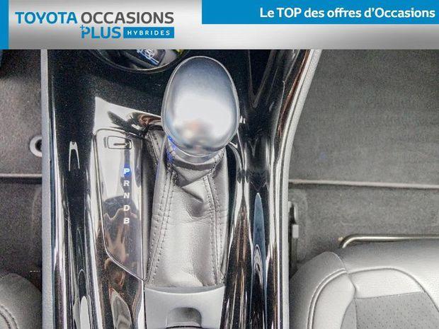 Photo miniature de la Toyota C-HR 122h Collection 2WD E-CVT RC18 2018 d'occasion