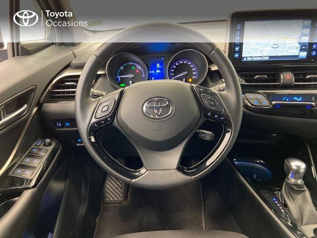 Photo miniature de la Toyota C-HR 122h Edition 2WD E-CVT 2019 d'occasion
