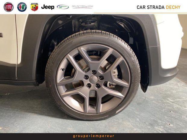 Photo miniature de la Jeep Renegade 1.3 GSE T4 240ch 4xe S AT6 2020 d'occasion