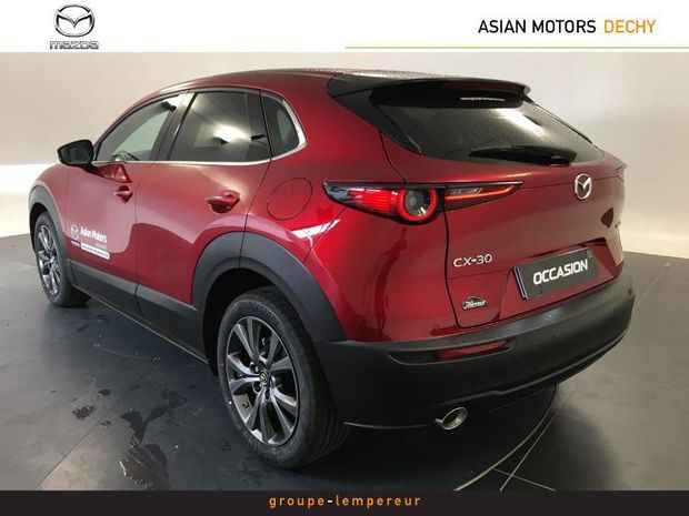 Photo miniature de la Mazda CX-30 2.0 Skyactiv-X M-Hybrid 180ch Exclusive BVA 2020 d'occasion