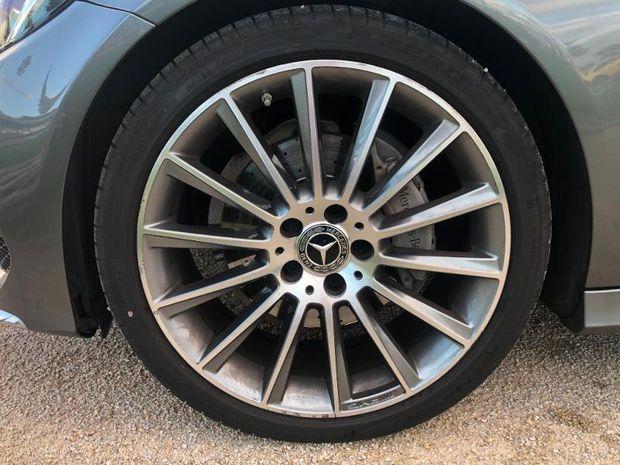 Photo miniature de la Mercedes Classe C Coupe 220 d 170ch Fascination 9G-Tronic 2018 d'occasion