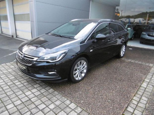 Photo miniature de la Opel Astra Sports Tourer 1.6 D 136ch Elite Automatique 2017 d'occasion