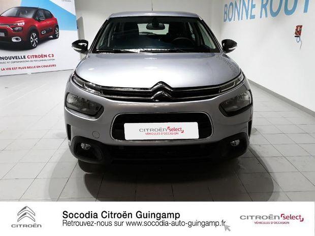 Photo miniature de la Citroën C4 Cactus BlueHDi 100ch S&S Feel E6.d 2020 d'occasion