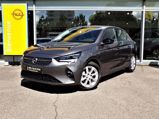 Photo miniature de la Opel Corsa 1.2 Turbo 100 Elegance 10km Carplay Led 2020 d'occasion