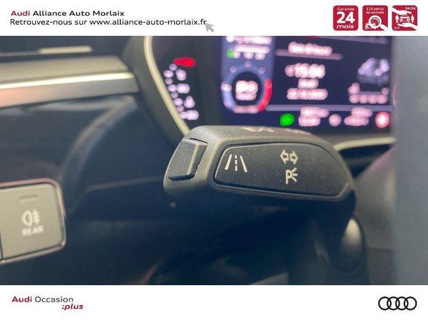 Photo miniature de la Audi Q3 35 TDI 150ch 124g Design S tronic 7 2019 d'occasion