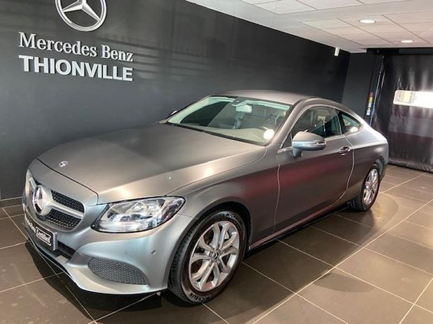 Photo miniature de la Mercedes Classe C Coupe 250 211ch Executive 9G-Tronic 2018 d'occasion