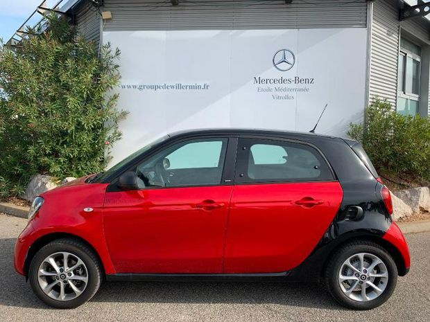 Photo miniature de la Smart forfour 71ch passion twinamic 2019 d'occasion