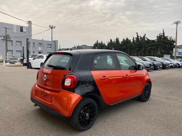 Photo miniature de la Smart forfour 71ch passion twinamic E6c 2018 d'occasion