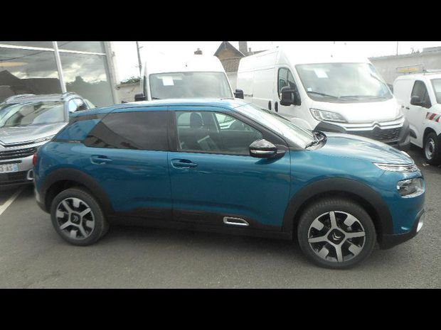 Photo miniature de la Citroën C4 Cactus BlueHDi 100ch S&S Shine E6.d 2020 d'occasion