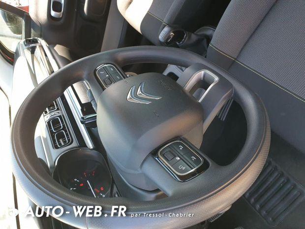 Photo miniature de la Citroën C3 BlueHDi 75 S&S Feel 2017 d'occasion