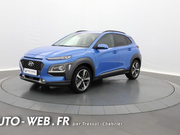 Photo miniature de la Hyundai Kona 1.0 T-GDi 120 Executive 2019 d'occasion